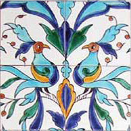 "SEVILLA 60 tiles, 8"" each"