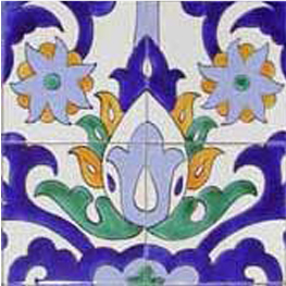 "BARCELONA 32 tiles, 8"" each"